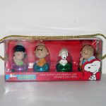 Peanuts Bell Necklace Charms