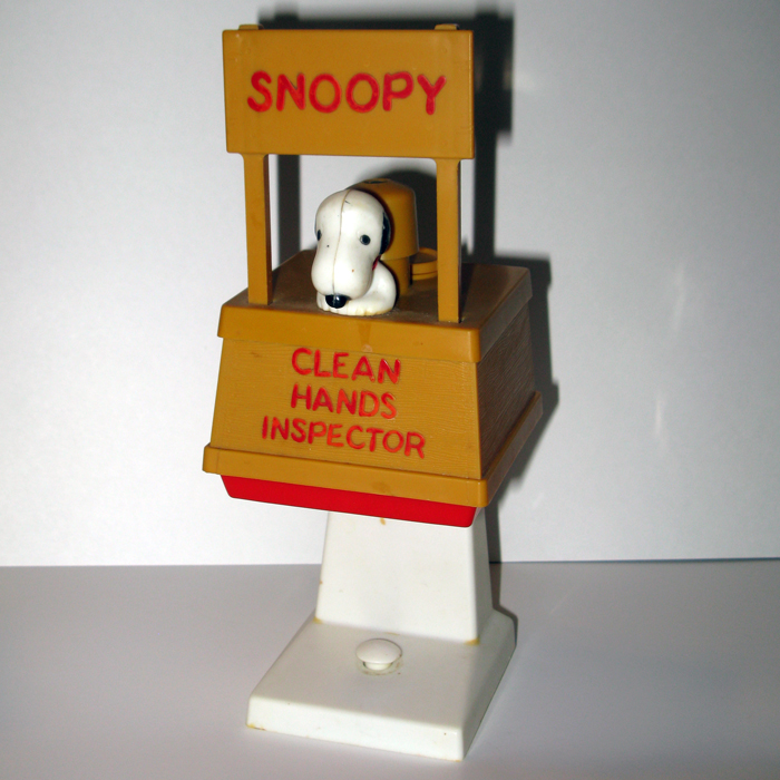 Snoopy soaper for Bathroom decor home goods