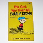 You Can't Win Them All, Charlie Brown Book
