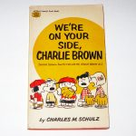 We're On Your Side, Charlie Brown Book