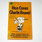 Here Comes Charlie Brown Book