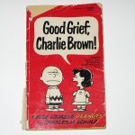 Good Grief, Charlie Brown Book