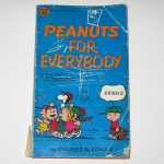Peanuts For Everybody Book