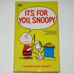 It's For You, Snoopy Book