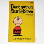 Don't Give Up, Charlie Brown Book