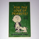 For the Love of Peanuts Book