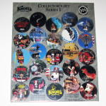 Knott's Berry Farm Pogs Collector's Set Series 1