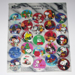 Knott's Berry Farm Pogs Collector's Set Series 5
