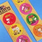 Knott's Berry Farm Peanuts Pogmaniac Pac