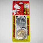 Snoopy & Woodstock Two Pog Slammer Pack