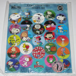 Knott's Berry Farm Pogs Collector's Set Series 3 - Blue with Slammer