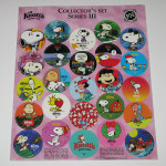 Knott's Berry Farm Pogs Collector's Set Series 3 - Pink