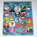 Knott's Berry Farm Pogs Collector's Set Series 3 - Blue