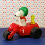Snoopy Scooter Shooter Motorcycle