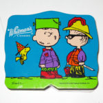 Charlie Brown and Linus in Costume Chocolate Box