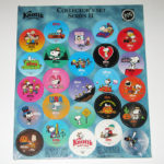 Knott's Berry Farm Pogs Collector's Set Series 2