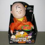 Charlie Brown Vampire Halloween Musical Doll