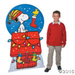 Christmas Party with Snoopy and Charlie Brown!