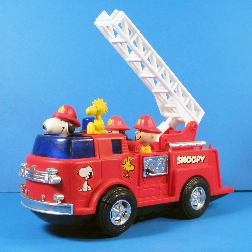 Snoopy Food Truck