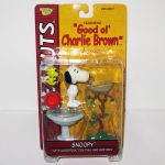 Snoopy and Woodstock Play Set