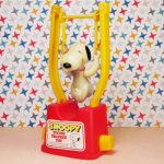 Snoopy Flying Trapeze Toy