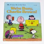We're Busy, Charlie Brown Book
