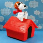 Snoopy Flying Ace Counting Book and Toy