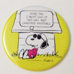 Snoopy Joe Cool Plaquette from Hallmark