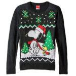 "Peanuts ""Ugly"" Christmas Sweaters on Amazon.com"