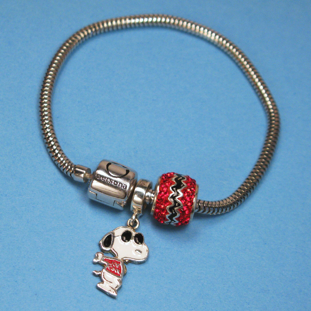 persona bracelet charms peanuts persona charms product review collectpeanuts 9865