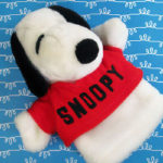 Snoopy & Woodstock Puppets