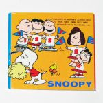 Peanuts Gang School Sticker Book