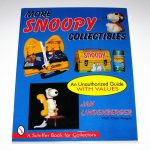 More Snoopy Collectibles Book - Signed