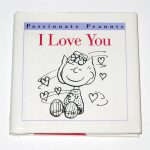 I Love You Peanuts Book