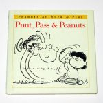 Punt, Pass & Peanuts Book