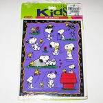 Snoopy & Woodstock Stickers