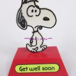 Snoopy Mini Trophy by Aviva