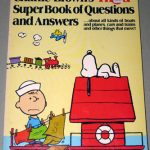 Charlie Brown's Third Book of Questions & Answers