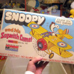 Snoopy Monogram Model Kits - Peanuts Treasure Box