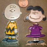 Peanuts Magnets from Magnetic Collectibles