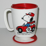 Snoopy Metlife Travel Mug