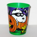 Snoopy Halloween Party Cup