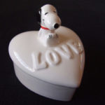 Snoopy Love Trinket Box