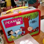 Flea Markets are a favorite place of mine to find Peanuts collectibles