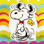 Snoopy & Woodstock Dancing Night Light