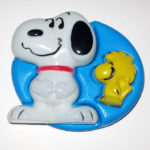 Snoopy and Woodstock Tub Toy