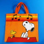 Carry a tune with Snoopy