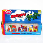 Snoopy Handfuls Die-cast Vehicle Set