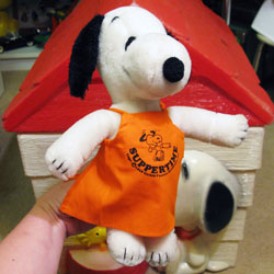 Snoopy Doll Outfits - Peanuts Treasure Box
