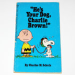 He's Your Dog, Charlie Brown Book